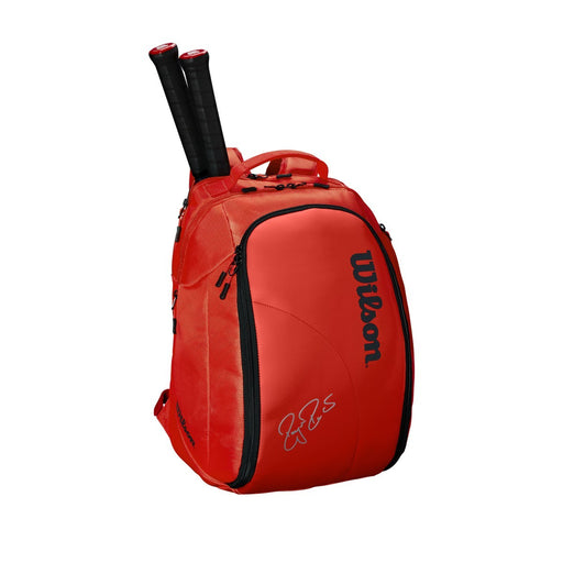Wilson Federer DNA Back Pack Infrared - atr-sports