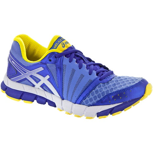 Asics Women's Gel-Lyte33 2 Running Shoes in Periwinkle/White/Sun - ATR Sports