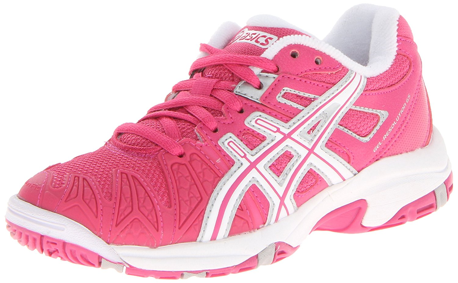 Asics Kid's Gel Resolution GS 5 Tennis Shoes 4