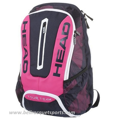 Head Tour Team Backpack in Pink