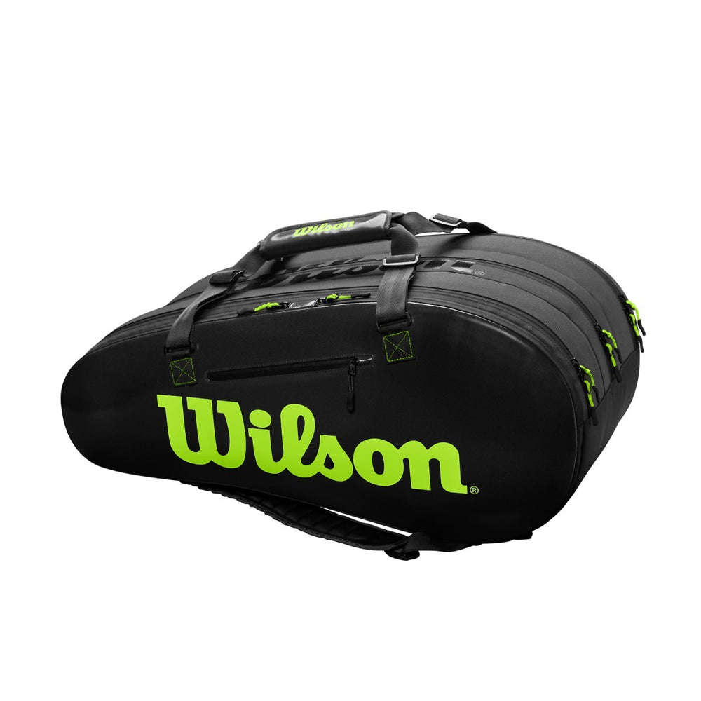Wilson Super Tour 3 Compartment Tennis Bag - atr-sports