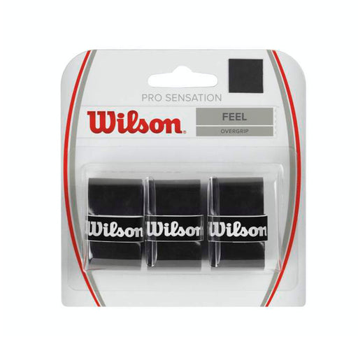 Wilson 3 Pack Pro Overgrip Sensation - atr-sports