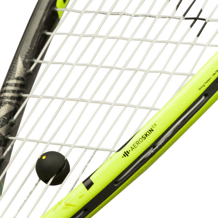 Dunlop Hyperfibre Force Revelation 125 Squash Racquet - ATR Sports