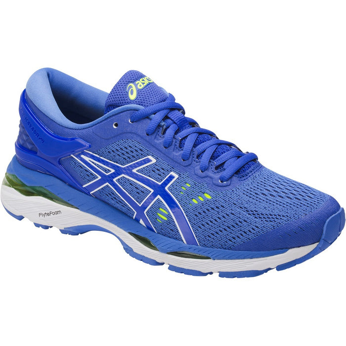 Asics Women's Gel-Kayano 24 Width 2A Running Shoes in Regatta Blue - atr-sports