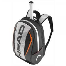 Head Tour Team Backpack in Black/Silver - atr-sports