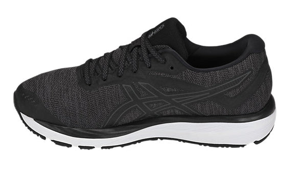 Asics Women's Gel-Cumulus 20 MX Running Shoes in Black/Dark Grey - atr-sports