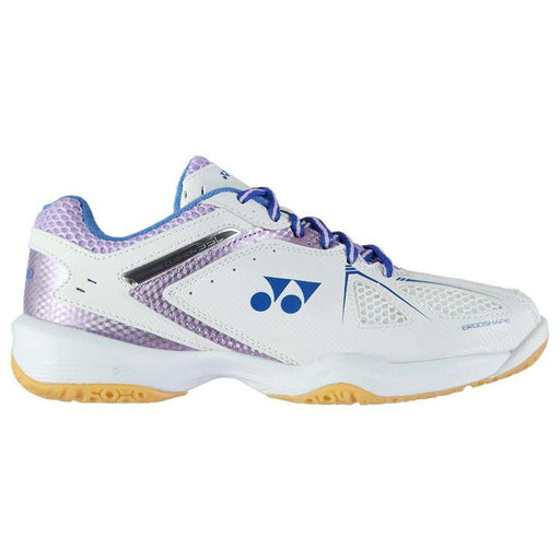 Yonex Women's Power Cushion Indoor Court Shoes in Lavender - atr-sports