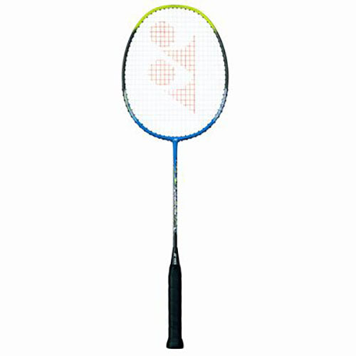 Yonex Junior Nanoray Strung Badminton Racquet in Blue - atr-sports