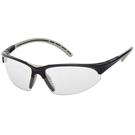 Z Leader Pro Sport Eye Guard (Clear/Black) - atr-sports