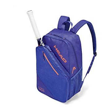Head CORE Backpack in Blue/Orange