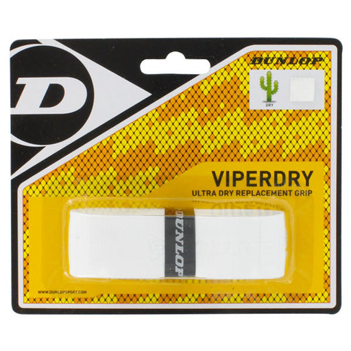 Dunlop Viper-dry Replacement Grip White - ATR Sports