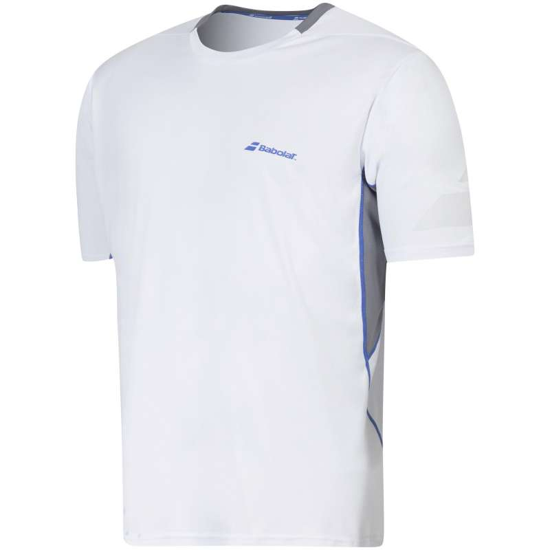 Babolat Men's Crew Neck Tee - ATR Sports