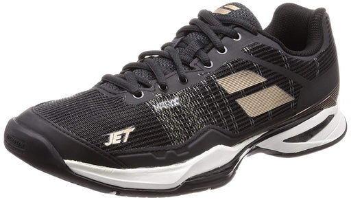 Babolat Men's Jet Mach I Ac Tennis Shoes in Black/Champagne - atr-sports