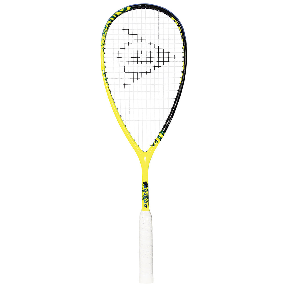 Dunlop Hyperfibre Force Revelation 125 Squash Racquet - atr-sports