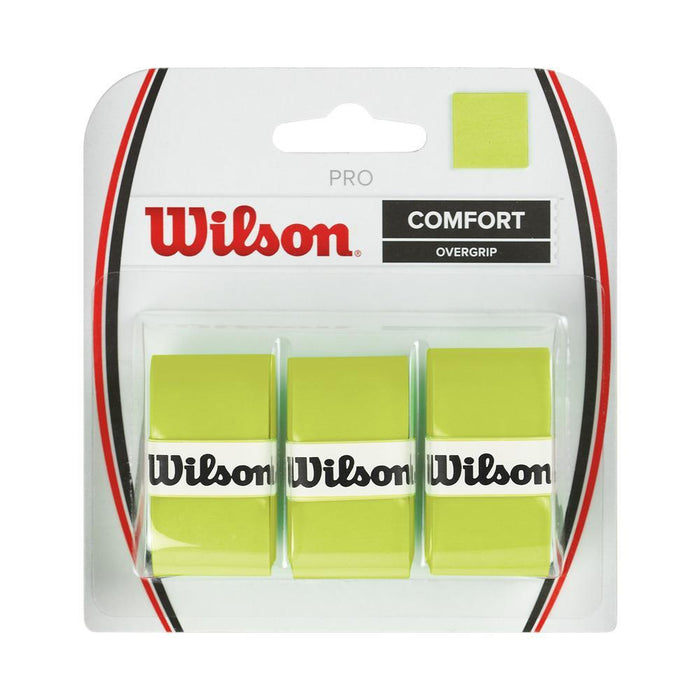 Wilson Pro Comfort Overgrip (3 Pack) - atr-sports