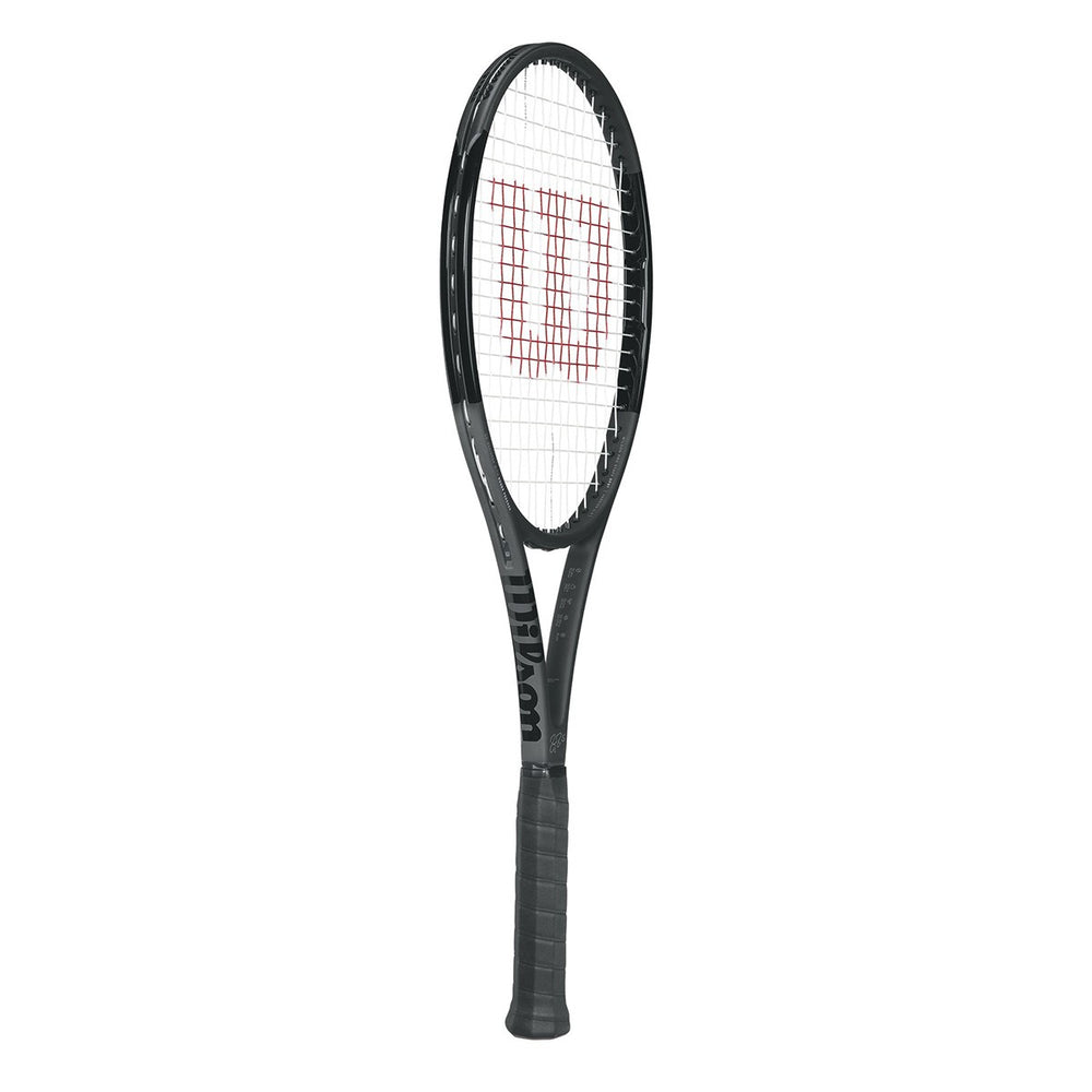 Wilson Pro Staff RF97 Autograph Tennis Racquet - Black Edition - atr-sports