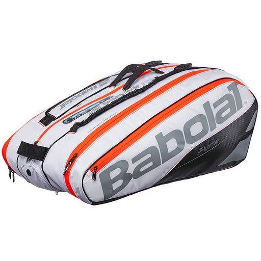 Babolat RH X 12 Pure Strike White/ Red - atr-sports