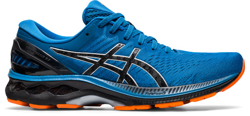 Asics Men's Gel-Kayano 27 Running Shoes in Reborn Blue/Black