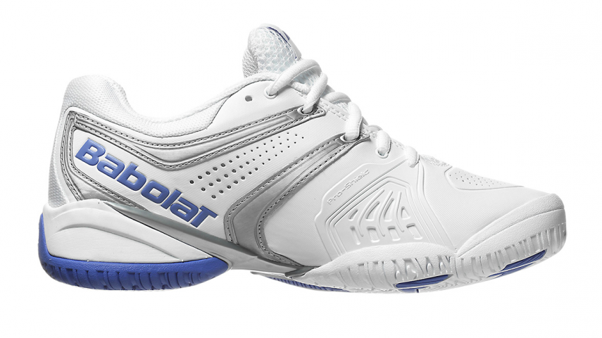Babolat Women's V-Pro Tennis Shoes in Estate Blue - atr-sports