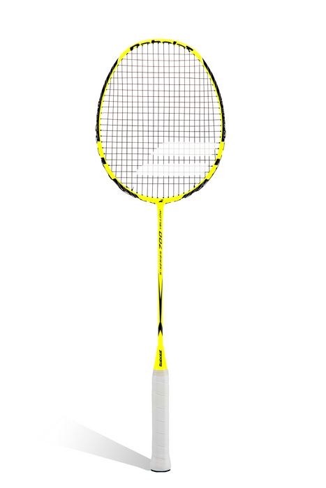 Babolat S-Series 700 Yellow Strung Badminton Racquet - ATR Sports