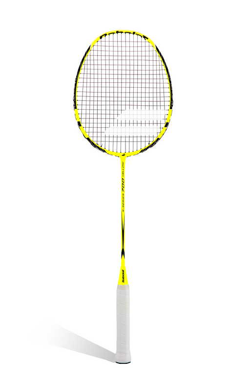 Babolat S-Series 700 Yellow Strung Badminton Racquet - atr-sports