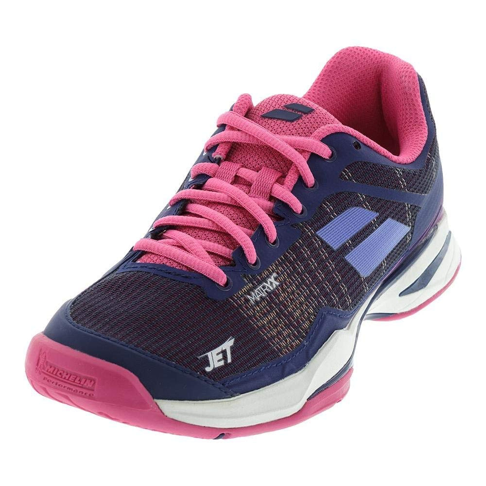 Babolat Women's Jet-Match I Ac Tennis Shoes in Estate Blue - ATR Sports