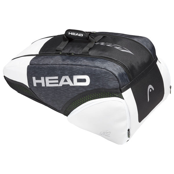 Head Djokovic 9R Supercombi Bag