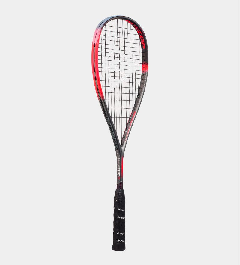 Dunlop Hyperfibre XT Revelation Pro - Ali Farag Signature Model (Black/Red) - atr-sports