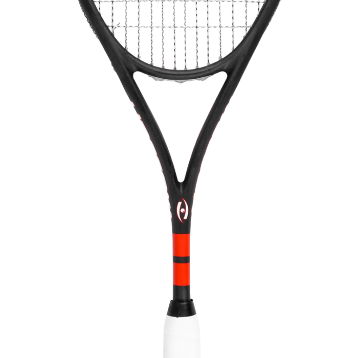 Harrow M-140 Squash Racquet in Black/Red/White - atr-sports