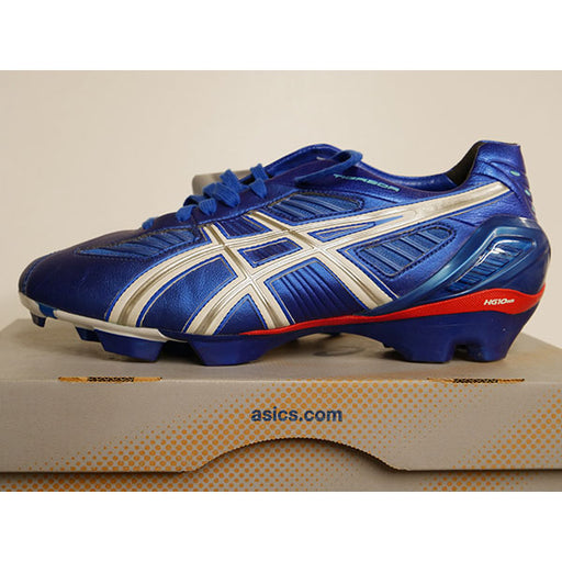Asics Men's Lethal Tigreor IT Soccer Shoes 9 - atr-sports