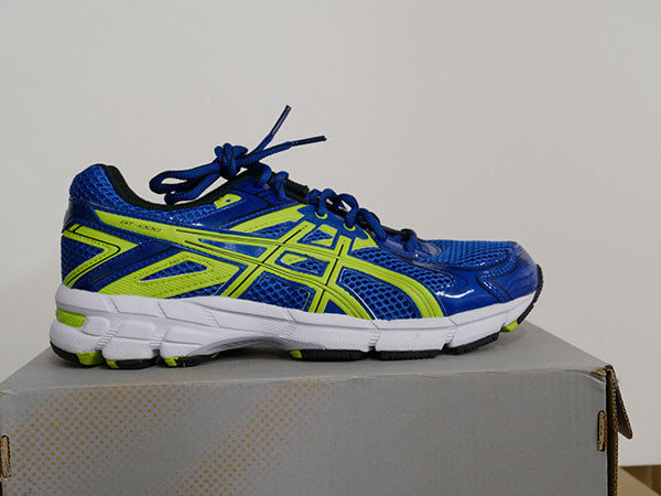 Asics Kid's GT-1000 Running Shoes 6 1/2 - atr-sports