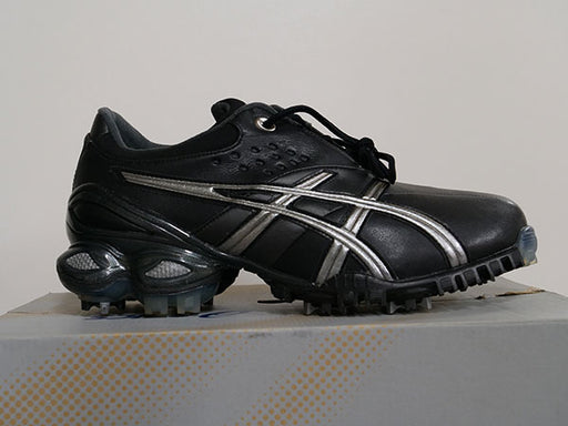 Asics Men's Gel-Ace Top Golf Shoes in Black Size 8 - atr-sports