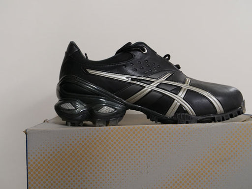 Asics Men's Gel-Ace Top Golf Shoes in Black Size 12 - atr-sports