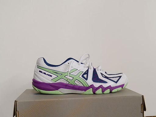 Asics Women's Gel-Blade Indoor Court Shoes 6 1/2 - atr-sports