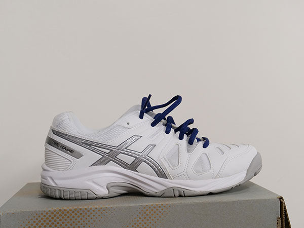 Asics Kid's Gel Game Tennis Shoes 5 1/2 - atr-sports