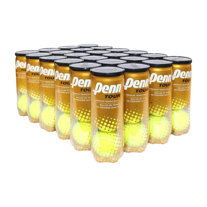 Penn ATP World Tour Extra Duty 4 Tennis Ball Case - 18 Cans - atr-sports