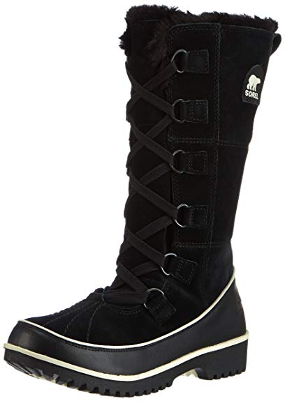 SOREL Tivoli II High - Black