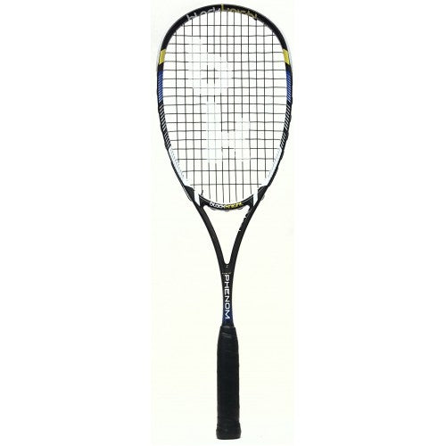 Black Knight HEX PHENOM Squash Racquet - atr-sports