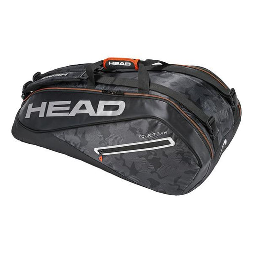 Head Tour Team 9R Supercombi Bag in Black/Silver