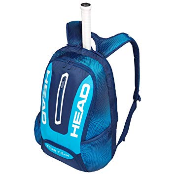 Head Tour Team Backpack in Navy Blue