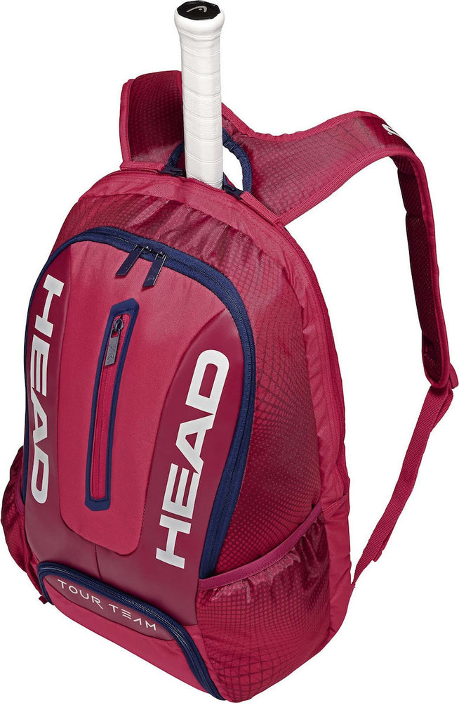 Head Tour Team Backpack in Red/Navy