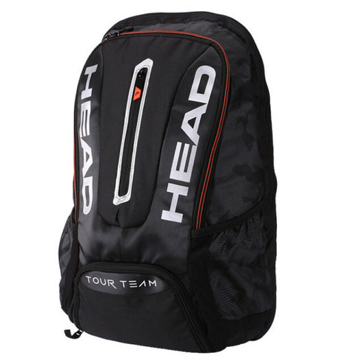 Head Tour Team Backpack in Black/Silver