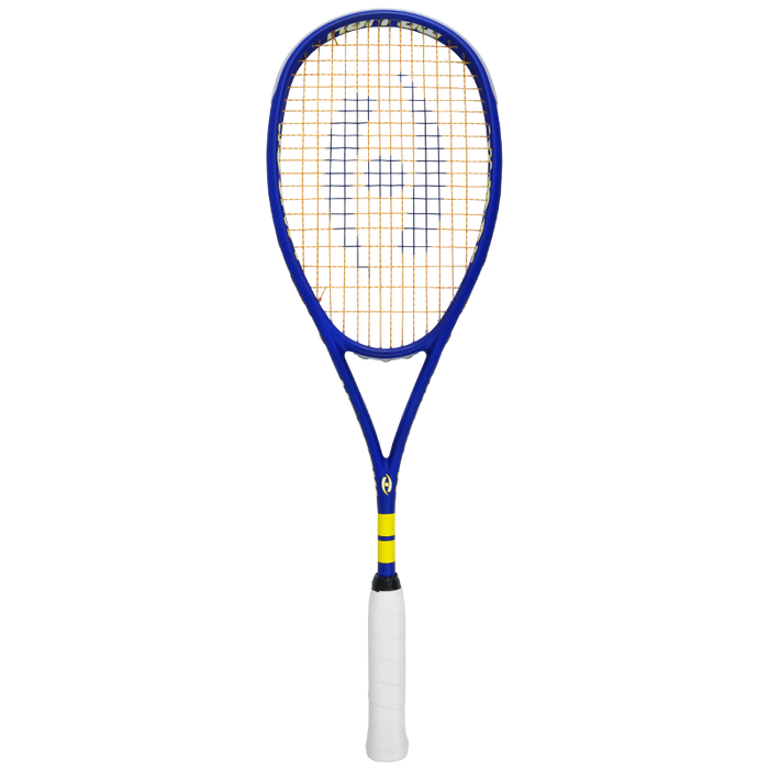 Harrow Vapor Squash Racquet 2020 Edition (Royal/Yellow) - atr-sports