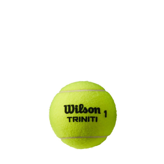 Wilson Triniti Tennis Balls - 4 Ball Can