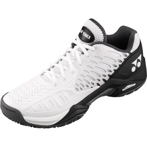 Yonex  Men's Sht-Elsex Power Cushion Tennis Shoes in White - atr-sports