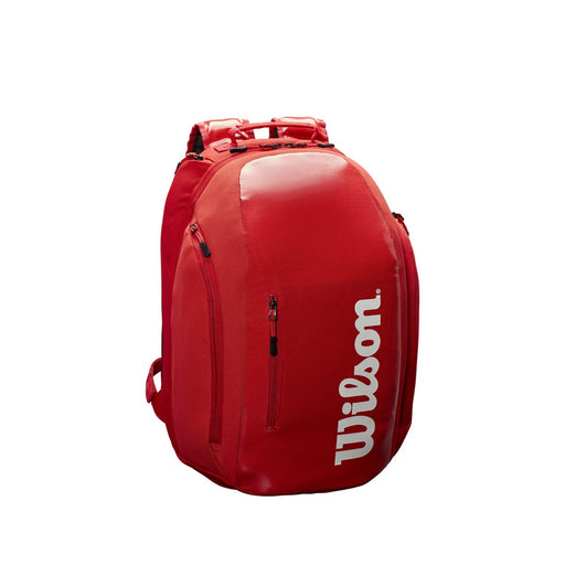 Wilson Super Tour Backpack in Infared - atr-sports