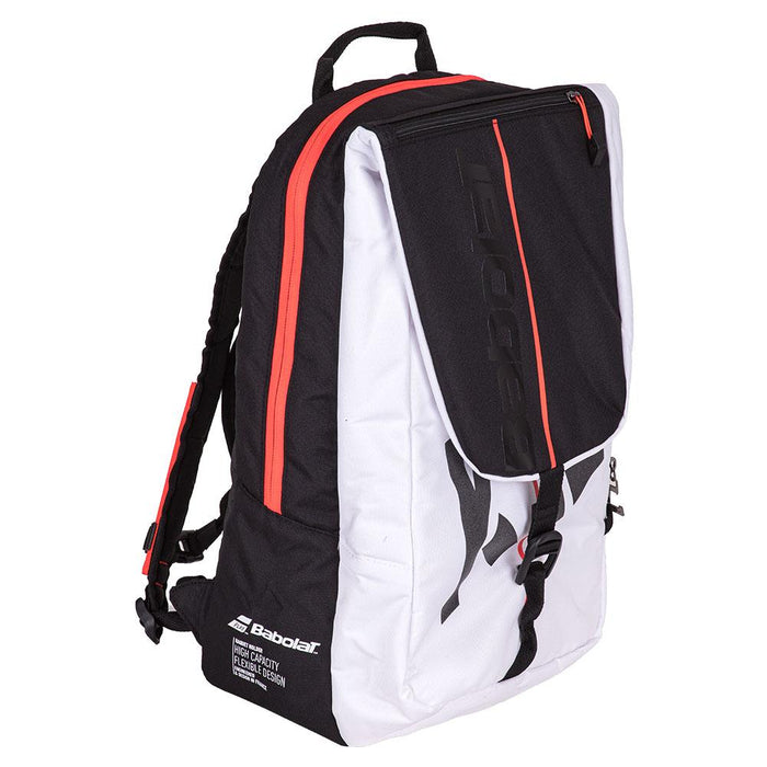Babolat Pure Strike Backpack 2020 Model in White/Red
