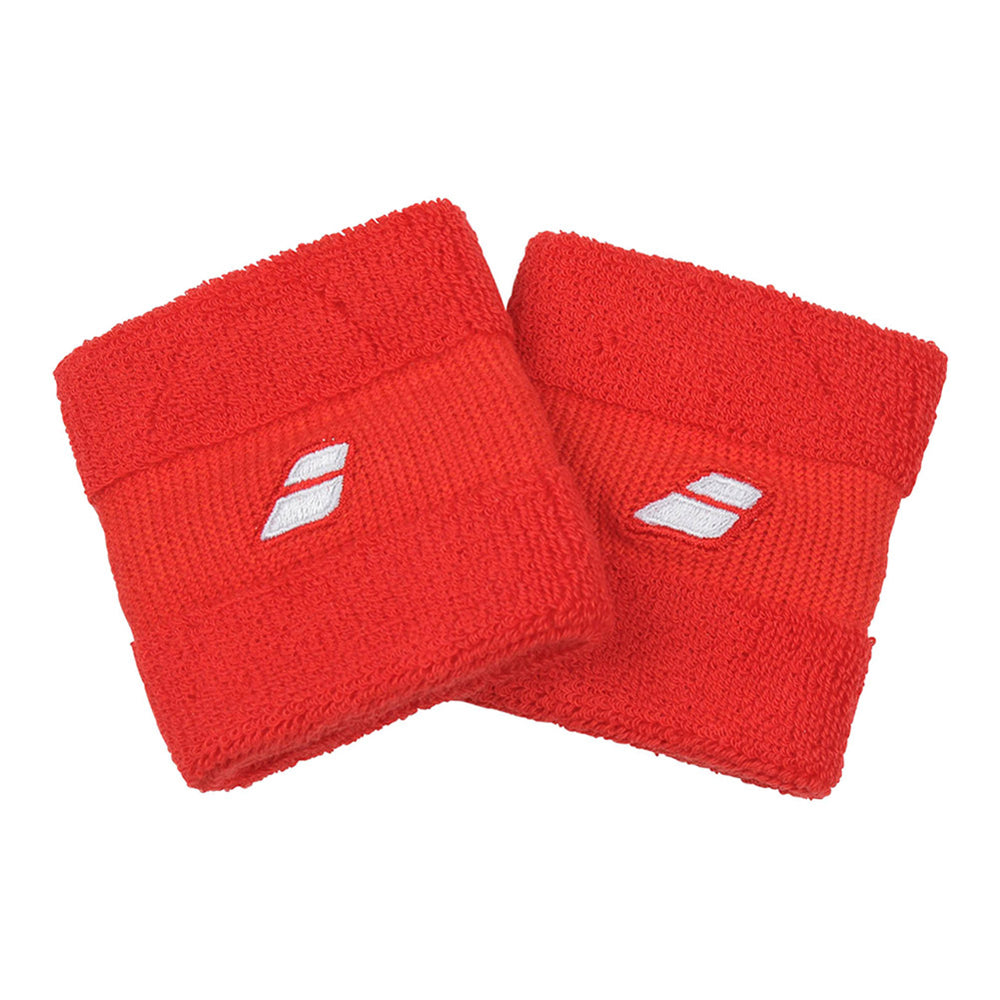 Babolat Wristband in Red - atr-sports