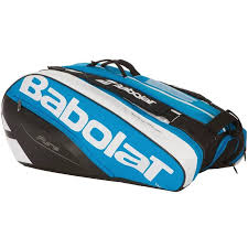 Babolat RH X 12 Pure Drive Racquet Bag in Blue - atr-sports