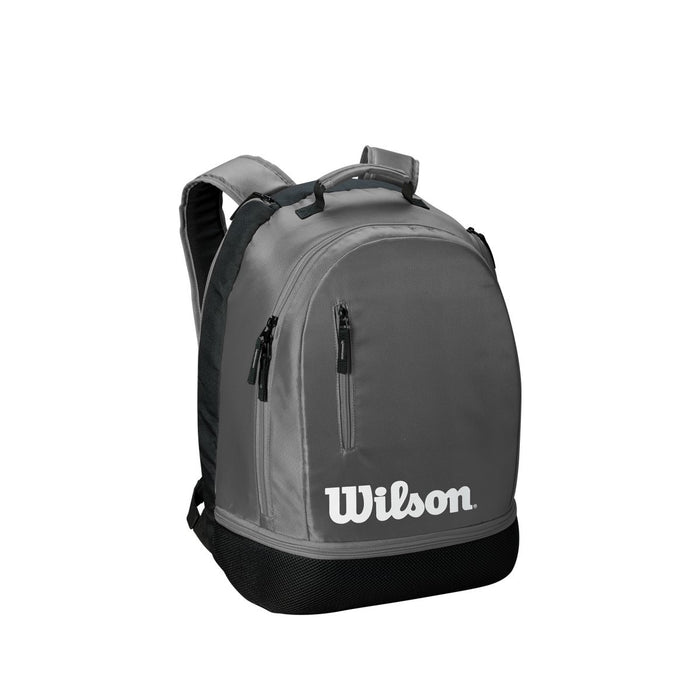 Wilson Team Backpack in Grey/Black - atr-sports